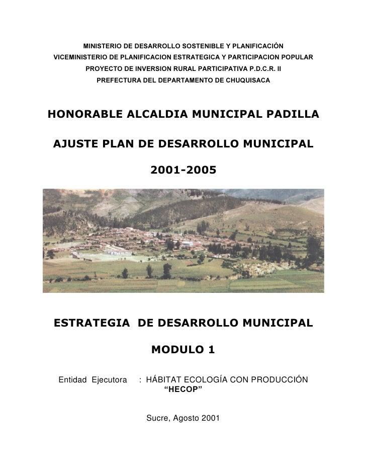 PDM Padilla