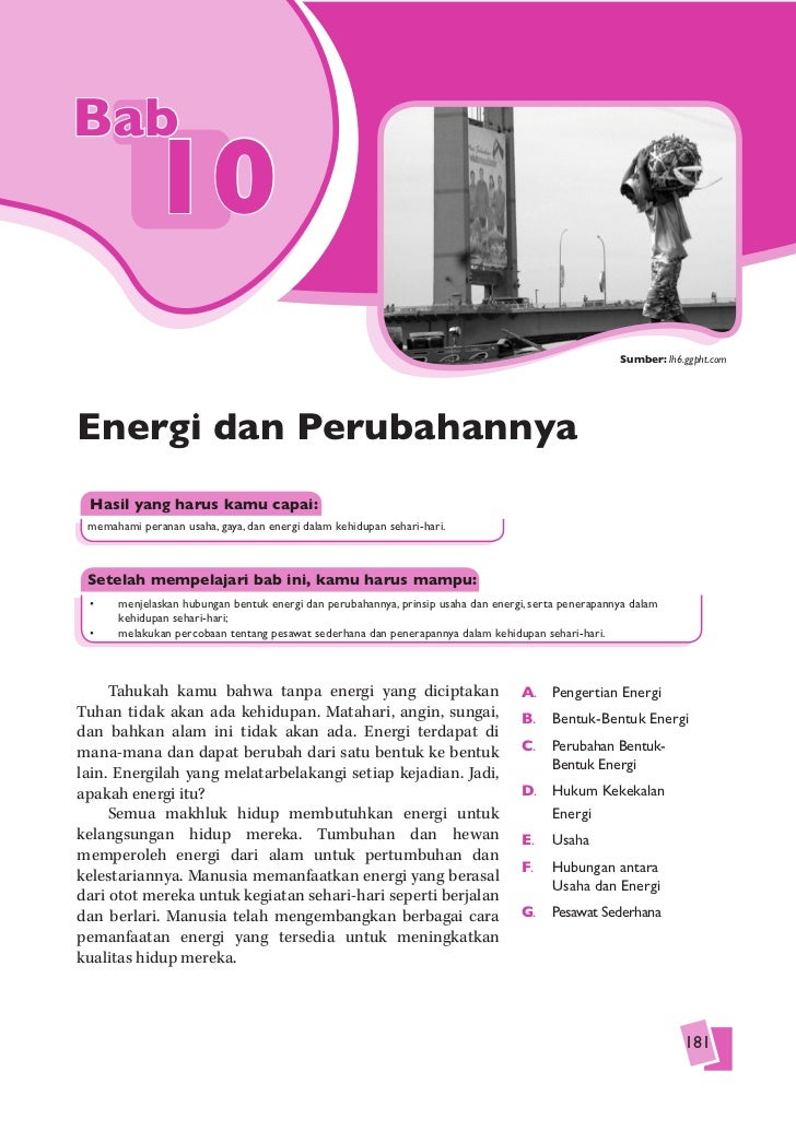 011 bab 10 Energi dan Perubahannya