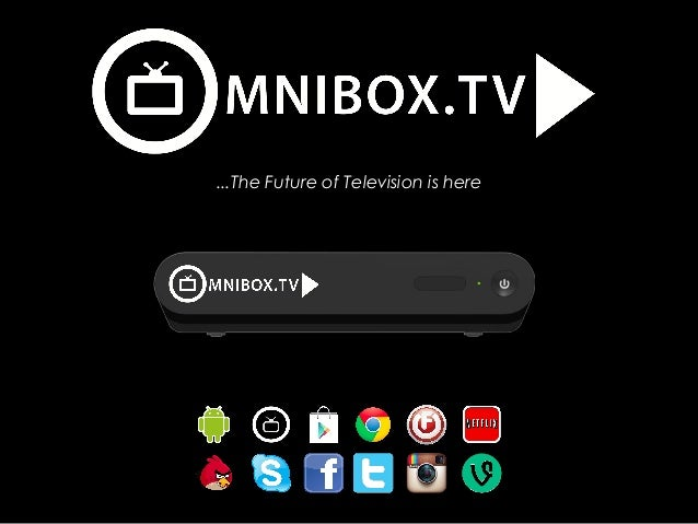 ...The Future of Television is here