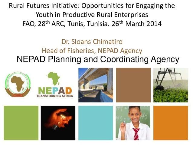 28th FAO ARC -  Rural futures initiative