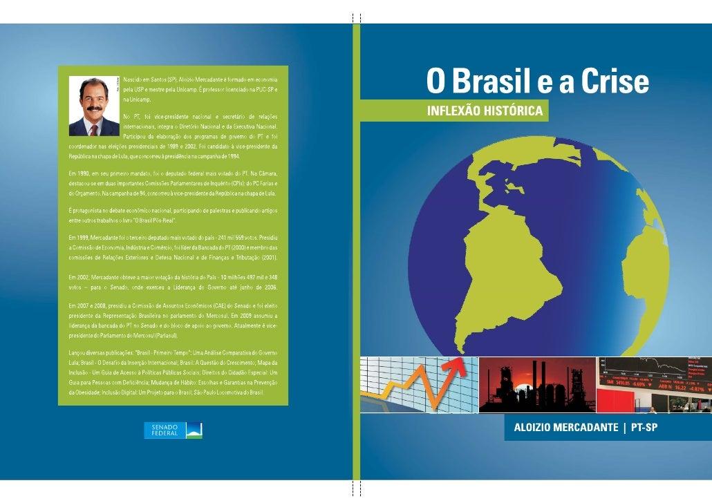 Capa - O Brasil e a Crise - Inflexão Histórica