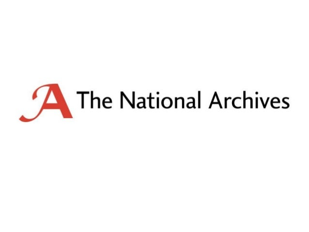 Andrew Payne Mainstreaming Diversity At The National Archives