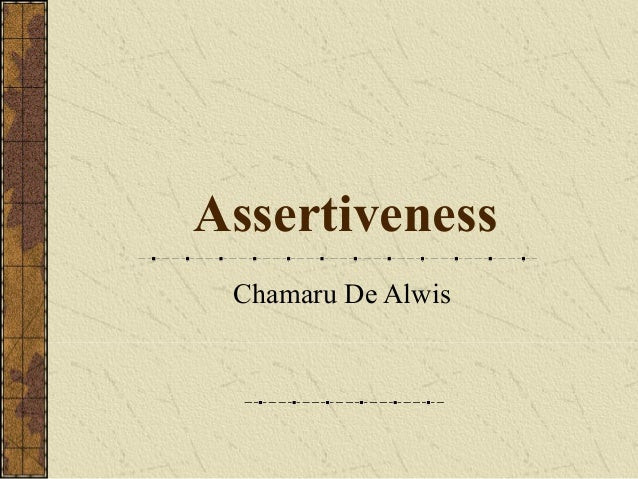 01 asertiveness