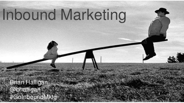 Brian Halligan: Transforming Marketing
