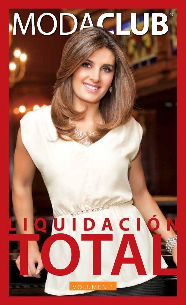 01 Catalogo Moda Club Ofertas 2014 Liquidacion de Ropa Junio y Julio