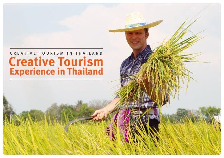 Creative Tourism in ThailandCreative TourismExperience in Thailand