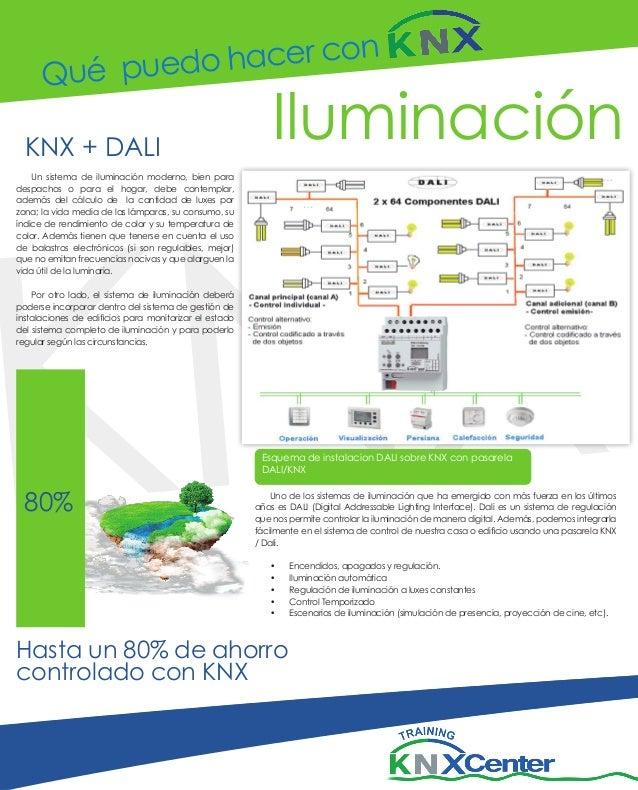 01digital knx domotica knx for Control de iluminacion domotica