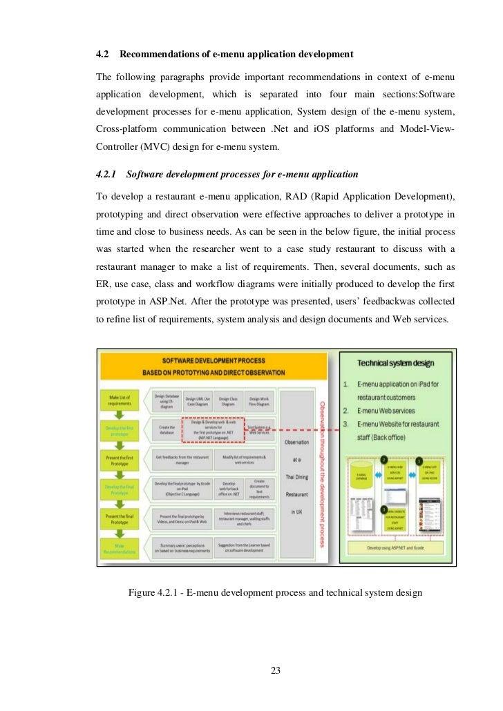 Dissertation software