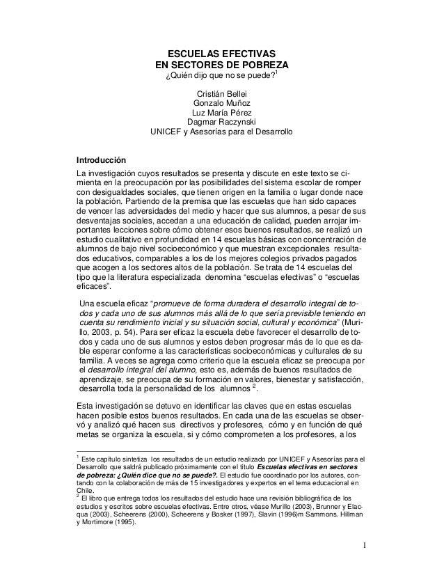 01 escuelas efectivas en condiciones de pobreza 2 (unicef at all.)