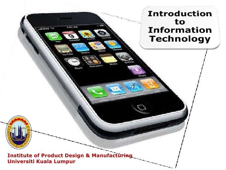 Tìm hiểu về Công nghệ thông tin (IT) toàn tập