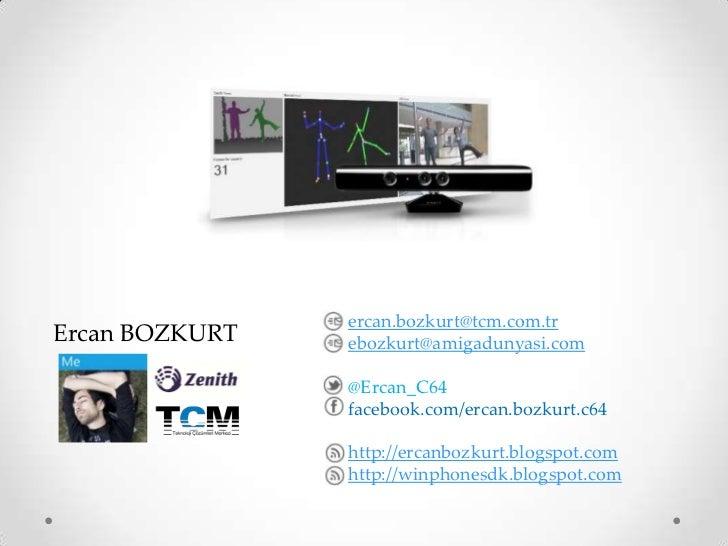 ercan.bozkurt@tcm.com.trErcan BOZKURT   ebozkurt@amigadunyasi.com                @Ercan_C64                facebook.com/er...