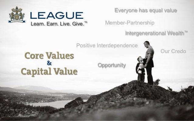 Emanuel Arruda - Core Values & Capital Value
