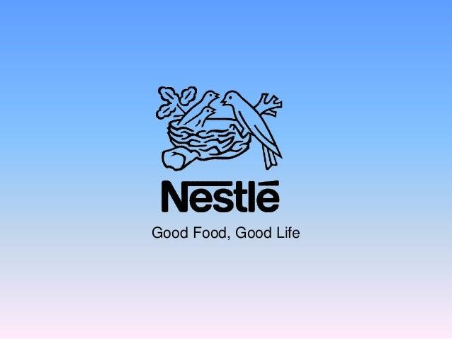 Nestle Good Food For Life