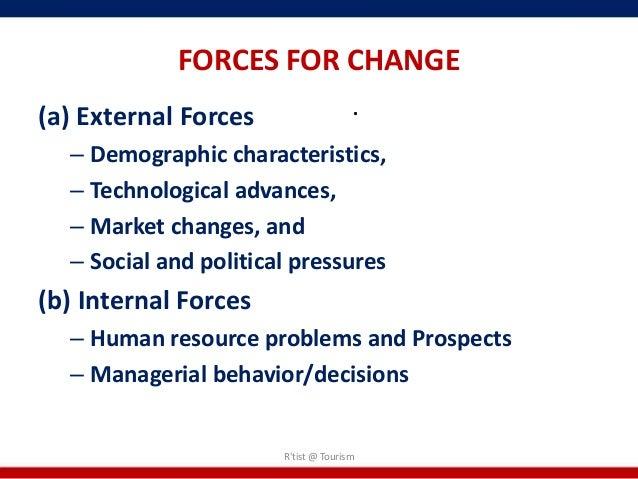 internal external forces