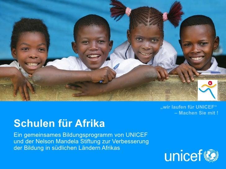 01 Praesentation Schulen Fuer Afrika