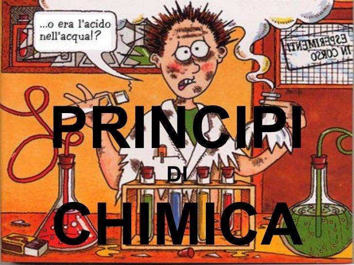 PRINCIPI   DICHIMICA