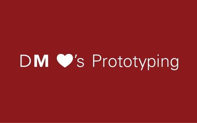 Prototyping's