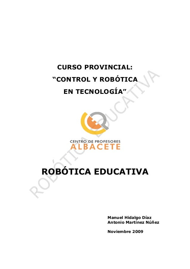 01 robotica educativa