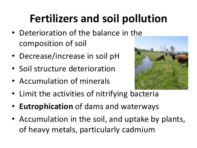 01 soil pollution tg for Nature and composition of soil
