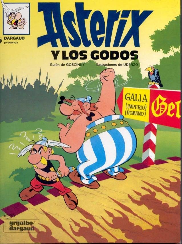 02. asterix y los godos