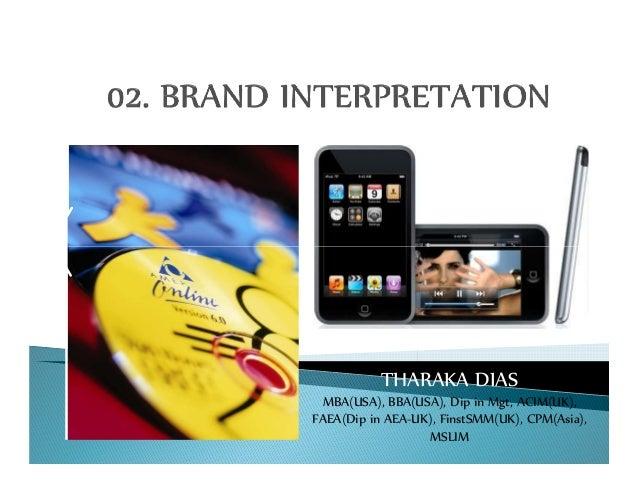 02. brand interpretation