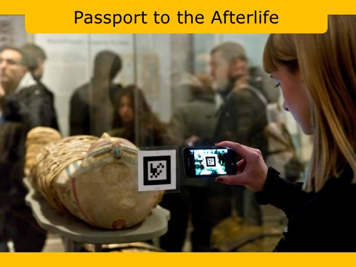 Passport to the Afterlife