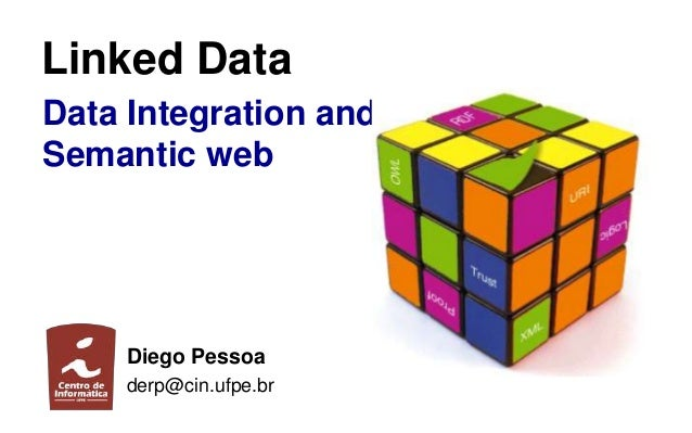 Linked Data Data Integration and Semantic web Diego Pessoa derp@cin.ufpe.br