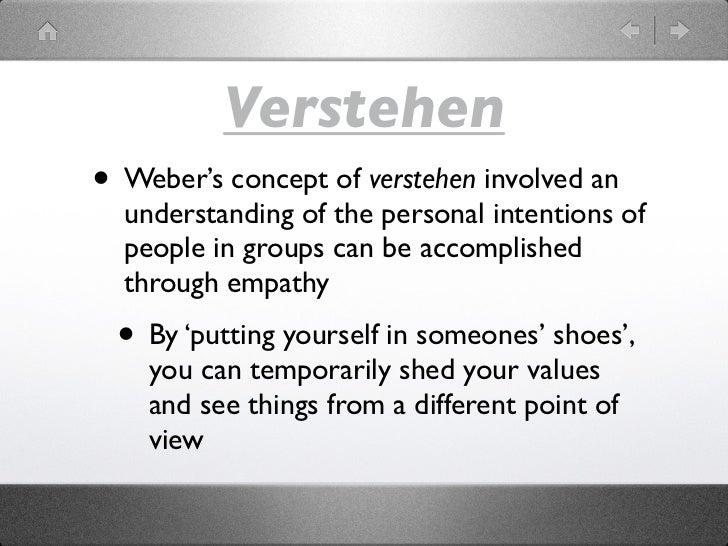 max weber verstehen No campo da teoria sociológica, weber defendeu o antipositivismo metodológico, o verstehen, buscando o sentido dos fatos sociais ao invés de uma compreensão empirista típica do cientificismo.
