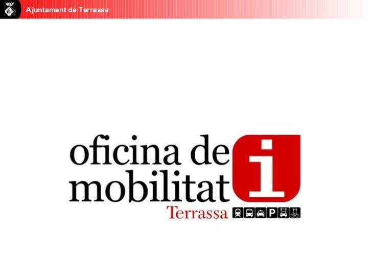 Oficina de Mobilitat de Terrassa