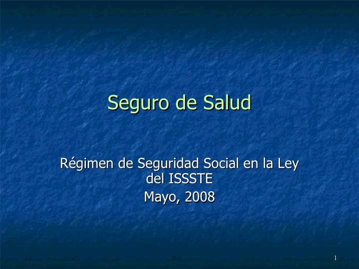 02. Seguro De Salud