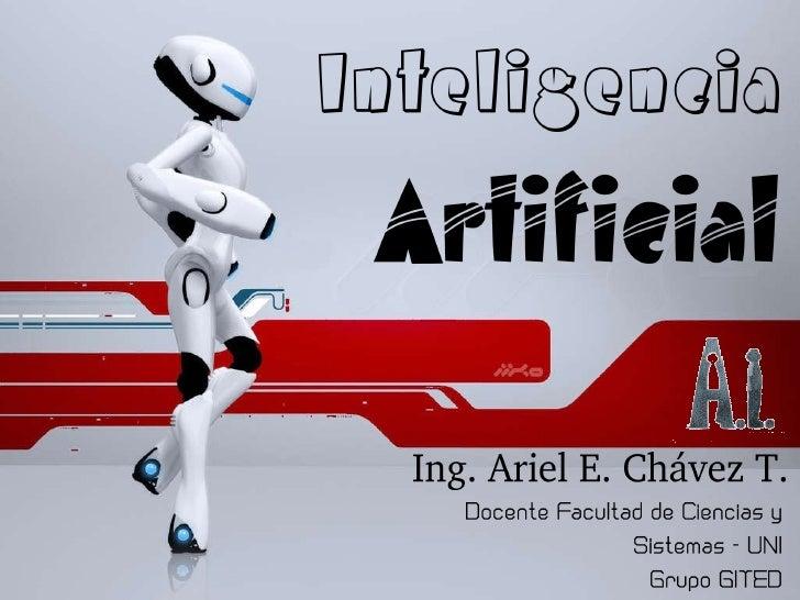 02-Unidad 1 Generalidades de la Inteligencia Artificial