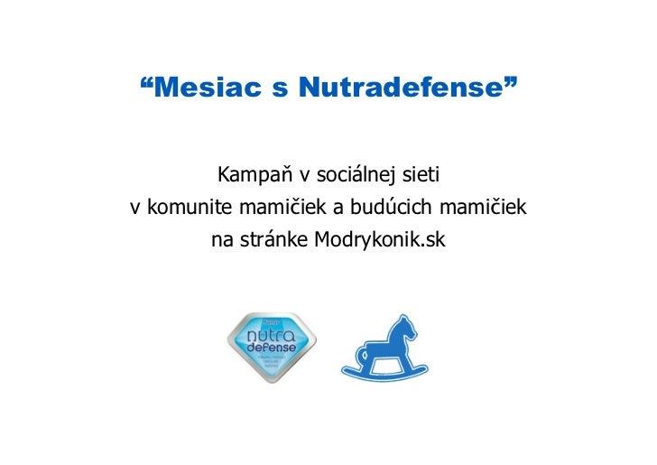 Ecopress Internetovy marketing od A po Z, 02 03 Nutradefense, Peter Vidovic