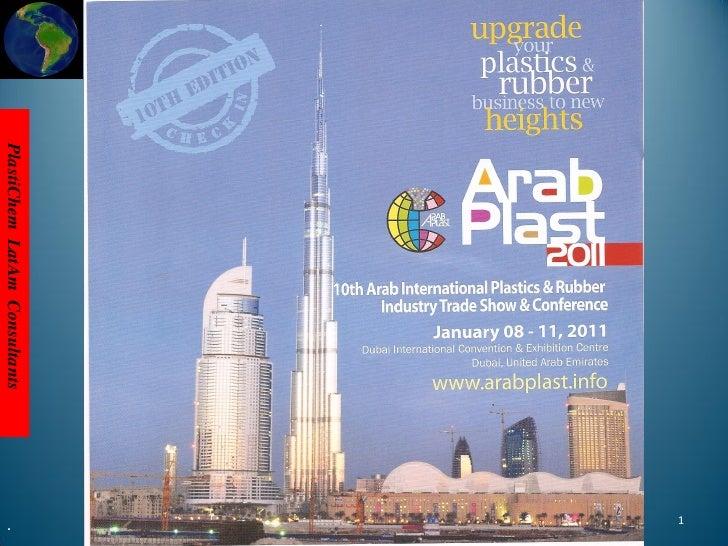 020811 3rd Arabplast Summit