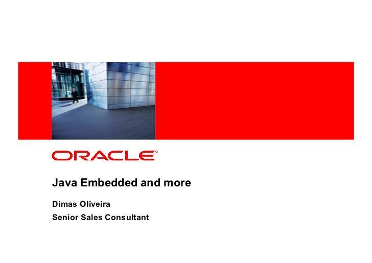 Java Everywhere. Descubra la Internet de las Cosas