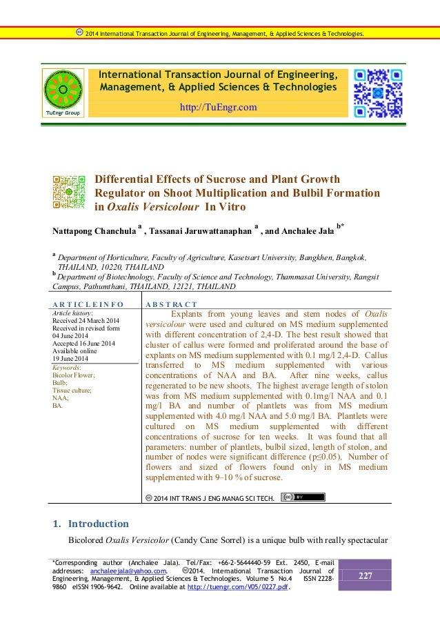 International Transaction Journal of Engineering, Management, & Applied Sciences & Technologies http://TuEngr.com Differen...
