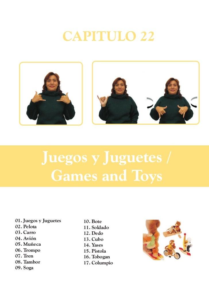 CAPITULO 22            Juegos y Juguetes /             Games and Toys01. Juegos y Juguetes     10. Bote02. Pelota         ...