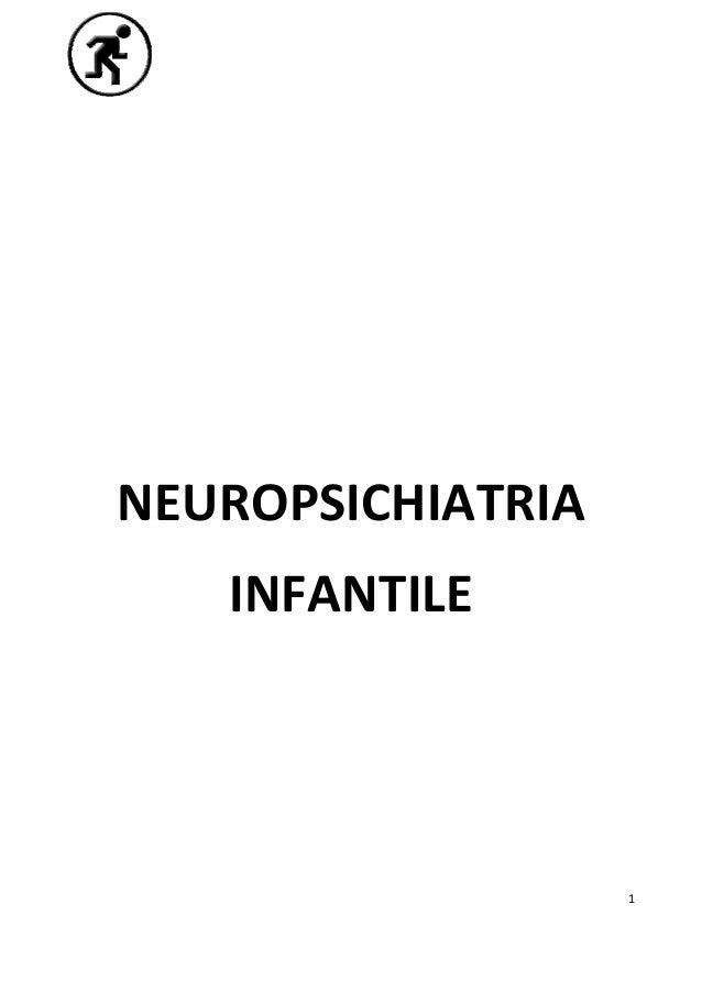 1      NEUROPSICHIATRIA INFANTILE