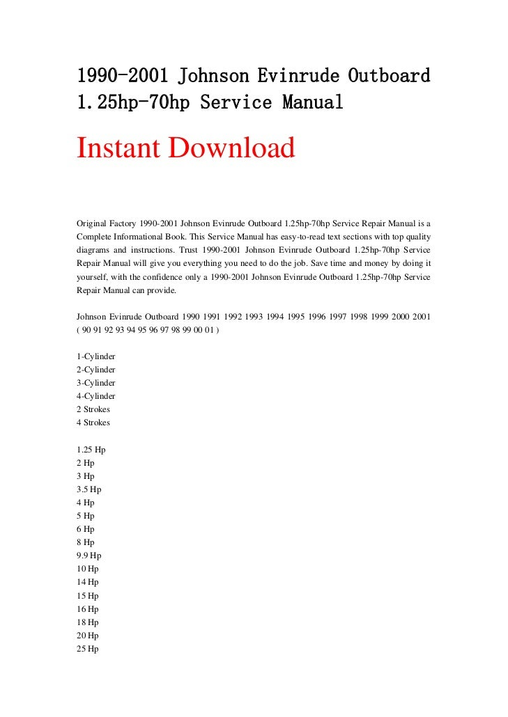 download 25hp outboard repair manuals download 25hp. Black Bedroom Furniture Sets. Home Design Ideas