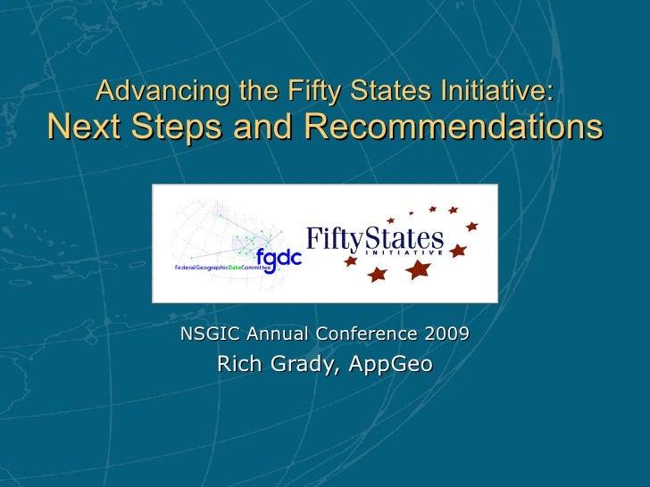 50 States Next Steps
