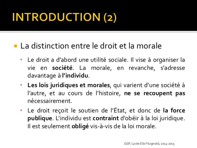 dissertation la distinction du droit et de la morale How to write a college application essay 101 dissertation la distinction du droit et de la morale dissertation strategy formulation reflective essay on growth as a writer.