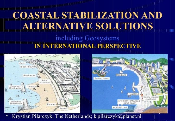 02  Coastal Stabilization And Alternative Solutions