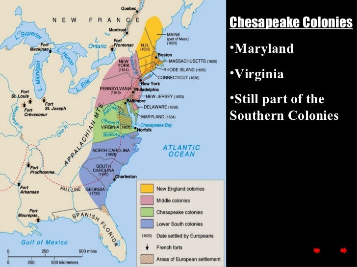 Does Virginia have more similarities with Maryland or North