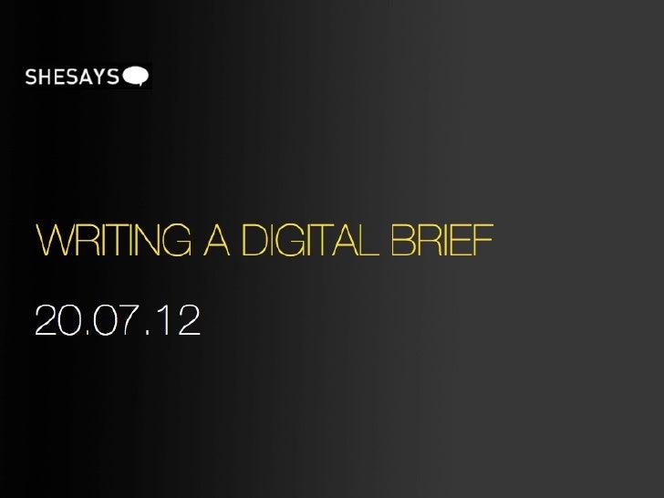 02 digital brief