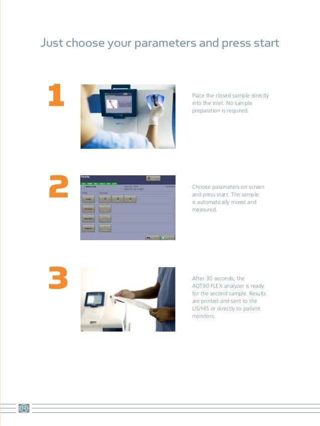 aqt radiometer blood gas analysis device. Black Bedroom Furniture Sets. Home Design Ideas
