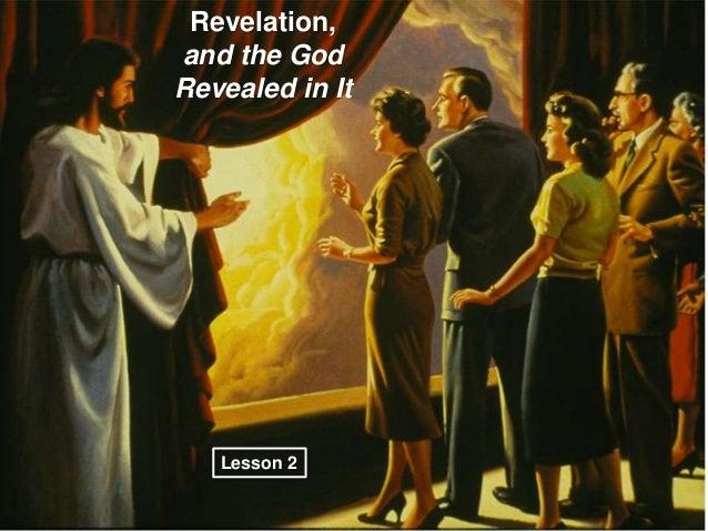 02 god and revelation