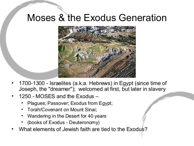 moses in the book of exodus essay Strong echo to the book of exodus by alluding to the image of moses ascending mount sinai in exodus—in exodus 1916–25 and 2412–18, but especially in exodus 3317—348 and 3429–35 3 jesus is thus brought.
