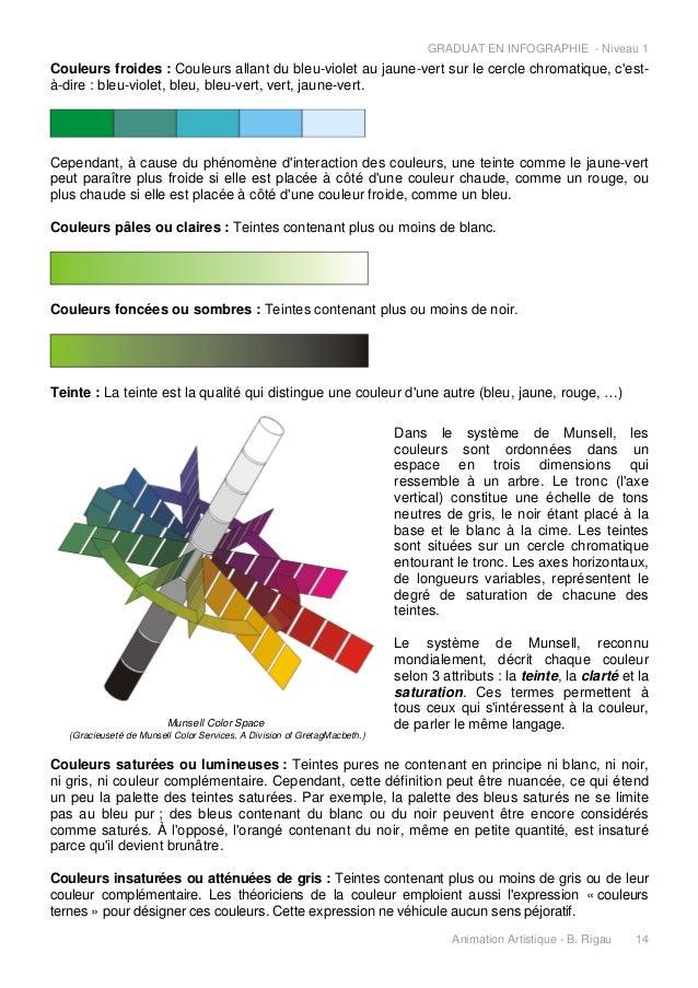 02 les bases de lamise en page With violet couleur chaude ou froide 13 02 les bases de lamise en page