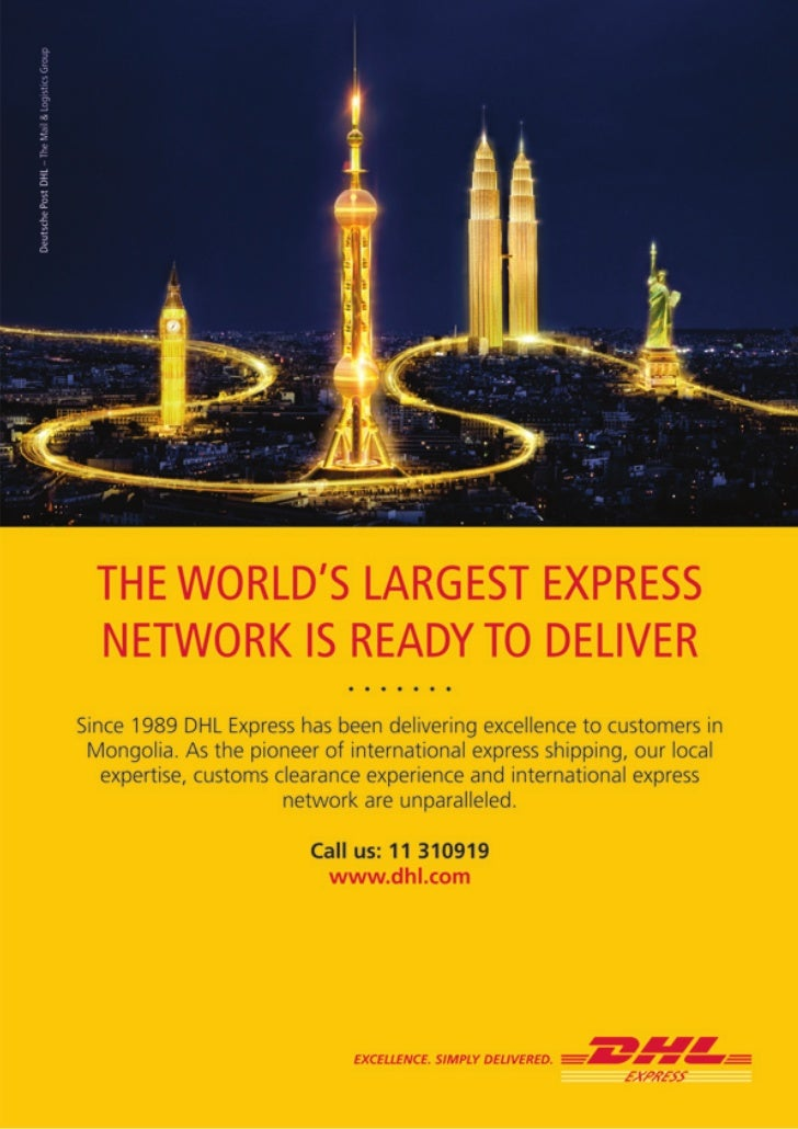 Oxford Business Group - Mongolia 2012 Report
