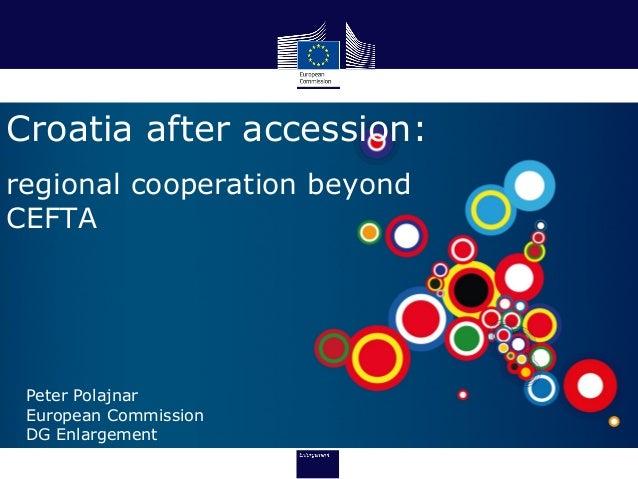 Regional cooperation beyond CEFTA