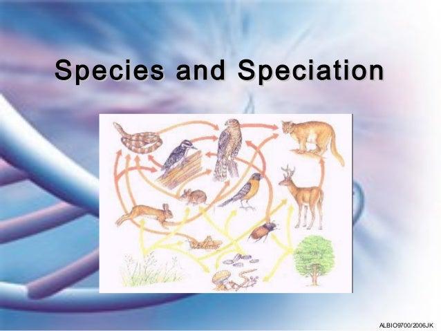 02 Species and Speciation